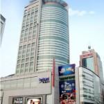 来福士広場(Raffles City)